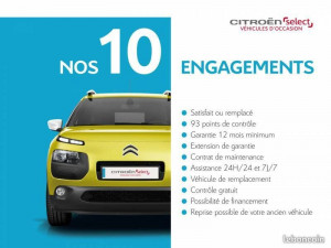 Engagement Citroen